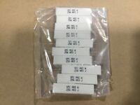 Lot Of 10 Multicomp MCPRW025JW43JB00 Through Hole Resistor 25W SPC 922 #03B39TK
