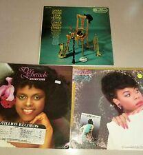"New listing 3 Piece Vinyl 12"" Record Lot Lena Horn Dee Edwards Denice Williams Heavy Love"