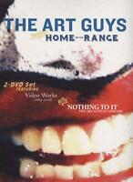 THE ART GUYS: HOME ON THE RANGE NEW DVD