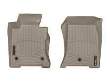 WeatherTech FloorLiner Floor Mats for Acura TL AWD - 2009-2014 - 1st Row - Tan