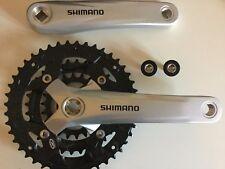 Shimano Acera FC-M391 9 Speed Mountain Bike MTB Crankset 44-32-22T 170mm Silver
