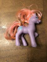 Vintage My Little Pony G2 Petal Blossom 97 Secret Surprise Friends Purple MLP 1#