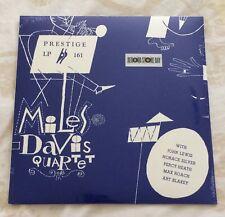 Miles Davis Quartet Prestige LP 161! Miles Davis Record Store Day! Miles Davis!