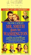 FRANK CAPRA'S MR. SMITH GOES TO WASHINGTON Movie POSTER 27x40 B Jean Arthur