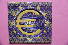 Coffret Euro B.U. France 2002