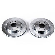 Disc Brake Rotor Front Power Stop AR8696XPR