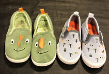 Lot Of 2 Koala Kids Toddler Size 6 Slip On Shoes L@K Mint Cond. Comp @ $15 Each