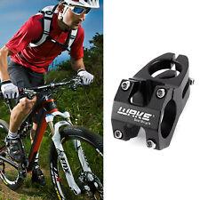 31,8mm x 45mm Nero Attacco Manubrio per MTB Bici Bicicletta Road Bike