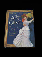 NIB - THE IMPRESSIONIST ART GAME - DISCOVER ARTISTS - AGES 7 - BIRDCAGE BOOKS