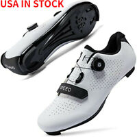 Ultralight Road Cycling Shoes MTB Bicycle Sneakers Mans Mountain SPD Bike Shoes