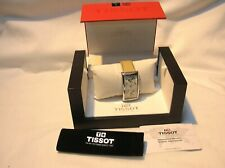 TISSOT HERITAGE DUAL TIME ZONE STAINLESS STEEL MAN'S WATCH - 51 MM - USED - NICE