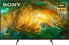 """Sony - 43"""" Class - X800H Series - 4K UHD TV - Smart - LED - with HDR"""