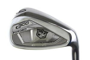 Wilson Staff C300 Forged Individual Iron 9 Iron Extra-Stiff Right-Handed #0539