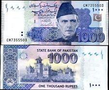 PAKISTAN 1000 1,000 RUPEES 2011 P 50 UNC