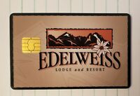 US ARMY SLOT MACHINE GAMING CARD - Edelweiss Lodge Resort AFRC Garmisch Germany