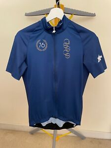 Assos Fortoni Cycling Jersey MEDIUM Limited Edition Brand New