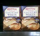 Krusteaz ~ No Knead Country White Artisan Bread Mix