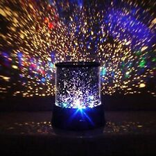 New Lamp Light Night Motion Liquid Vintage Silver Retro Base Blue Lite Purple