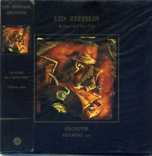 LED ZEPPELIN ARCHIVES 1969 AS LONG AS I HAVE YOU CD MINI LP OBI Booklet