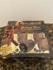 Pirates Of The Caribbean Game  DEAD MAN'S CHEST. PIRATES DICE