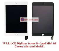 FULL LCD Touch Screen Glass Digitizer Display Replacement Part for Ipad Mini 4