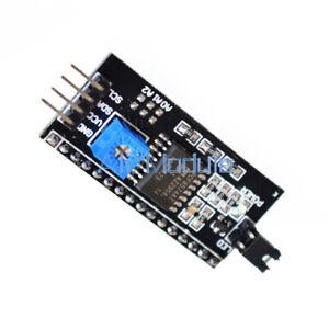 2PCS IIC I2C TWI SPI Serial Interface Board Module Port For Arduino 1602LCD