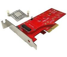 More details for lycom dt-129a, pcie 3.0 x4 carrier adapter for m.2 nvme 110mm high power ssd