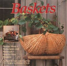 Baskets: Design Ideas, Techniques and Materials, S
