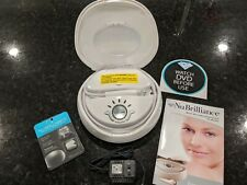 Nubrillance Real Microdermabrasion At Home #30212C W/ New Plumping Tip/Filters