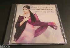 SARAH BRIGHTMAN / TIME TO SAY GOODBYE / CD / MINT