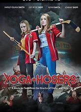 Yoga Hosers (DVD 2016) Johnny Depp, Justin Long, Kevin Smith