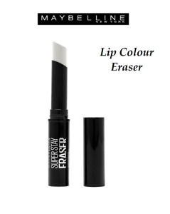 Maybelline Superstay Eraser Lip Colour Remover & Lip Gloss