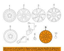 MAZDA OEM 10-13 3 Wheels-Wheel Cover BBM237170