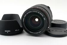 """Sigma DG 28-300mm Zoom Lens AF / Hood Canon EF EOS """"Excellent+"""" #20330"""