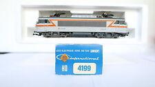 Roco HO/DC 4119 E - Lok BR BB 7201 SNCF (CQ/178-59R2/1)