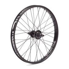 "Stolen Rampage BMX Rear Wheel Rim 9T 14mm Hub 10mm Spindle 20"" Matt Black"