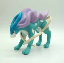 "Pokemon Tomy Suicune DX vinyl action figure toy 6"" Japan"