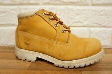Timberland Nellie Chukka Womens Size 4 Honey Tan Waterproof Ladies Boots