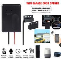 Smart Wifi Home Garage Door Opener Switch APP Remote Works Alexa Google  Kit