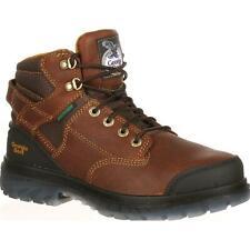 Georgia Boot ноль сопротивление стальной носок водонепроницаемые рабочие ботинки