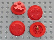 4 x roue LEGO TRAIN wheel x444 / Set 113 116 111 114 115 119 152 153 118 138 403
