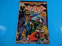 Tomb Of dracula  #29 nice Marvel comics Comic book