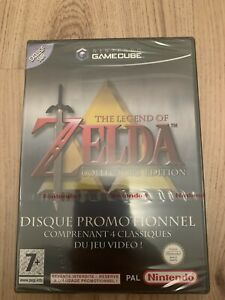 zelda collector edition gamecube Neuf Sous Blister FR