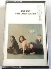 Free - Fire And Water - 1995 Island Reissue -  Oz Cassette EX ++