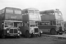 Wards epping aec x leyland deckers depot c73 6x4 Quality Bus Photo