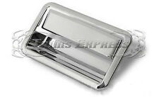 1988-1998 Chevy/GMC CK C/K Pickup Chrome Tailgate Rear Door Handle Covers
