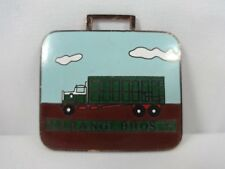 Marangi Bros, INC Spring Valley, NY Wyckoff, NJ Metal Watch Fob Semi-Truck