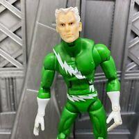 "Marvel Legends Hasbro Blob BAF X-Men Variant Green Quicksilver 6"" Action Figure"