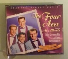 readers digest THE FOUR ACES their greatest hits and finest performances  CD
