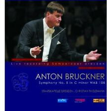 Dresden Staatskapelle, Anton Bruckner - Symphonie 8 [New Vinyl]